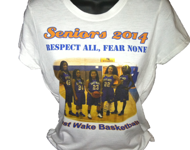 Senior School Shirt in Knightdale