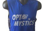 Optomystics Basketball Jerseys