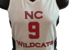 AAU Ladies Basketball Jerseys
